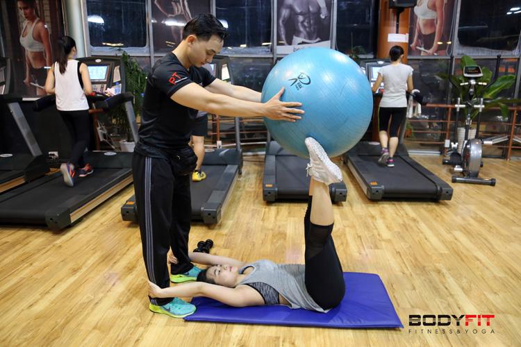 Huấn Luyện Viên Gym