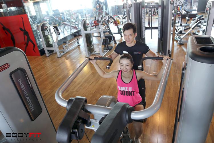 Giá Thuê HLV Gym