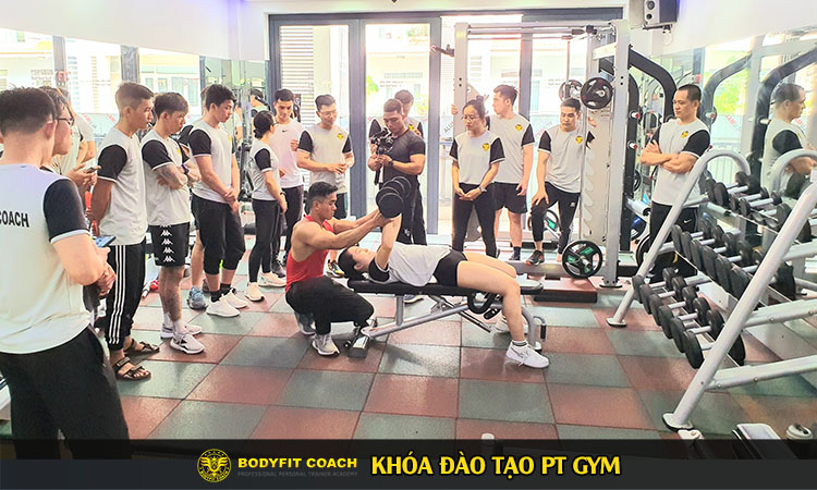 Đào Tạo HLV Gym
